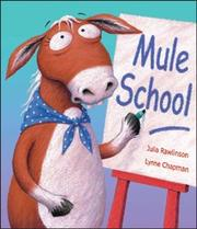 Cover art for MULE SCHOOL