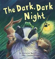 THE DARK, DARK NIGHT by M. Christina Butler