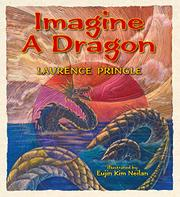 Book Cover for IMAGINE A DRAGON