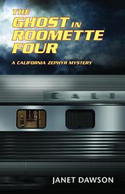 THE GHOST IN ROOMETTE FOUR by Janet Dawson