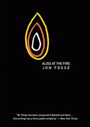ALISS AT THE FIRE by Jon Fosse