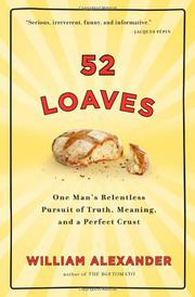 Book Cover for 52 LOAVES
