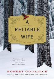 Cover art for A RELIABLE WIFE