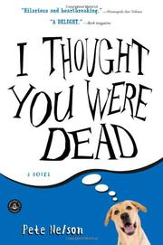 Book Cover for I THOUGHT YOU WERE DEAD