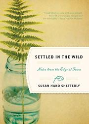 SETTLED IN THE WIND by Susan Hand Shetterly