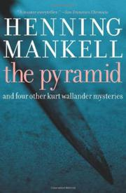 Book Cover for THE PYRAMID