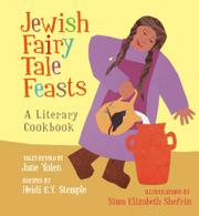 Book Cover for JEWISH FAIRY TALE FEASTS