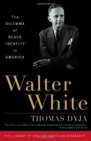 WALTER WHITE by Thomas Dyja