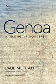 GENOA by Paul Metcalf
