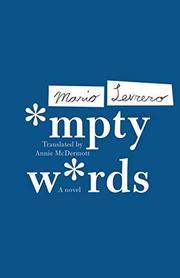 EMPTY WORDS by Mario  Levrero