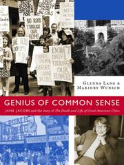 Book Cover for GENIUS OF COMMON SENSE