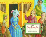 Book Cover for THE GOAT-FACED GIRL
