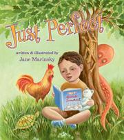 JUST PERFECT by Jane Marinsky