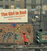 THE GIRL IN RED by Roberto Innocenti