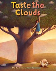 TASTE THE CLOUDS by Rita Marshall