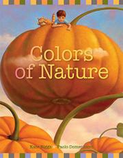 COLORS OF NATURE by Kate Riggs