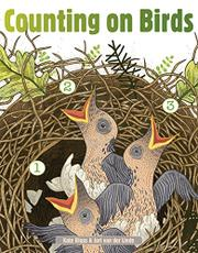COUNTING ON BIRDS by Kate Riggs