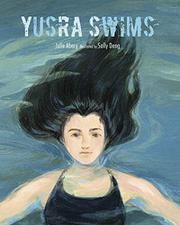 YUSRA SWIMS by Julie Abery