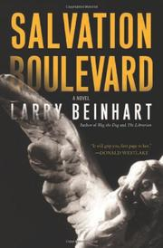 SALVATION BOULEVARD by Larry Beinhart