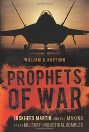 PROPHETS OF WAR by William Hartung