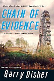 CHAIN OF EVIDENCE by Garry Disher