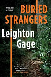 BURIED STRANGERS  by Leighton Gage