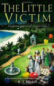 THE LITTLE VICTIM by R.T. Raichev