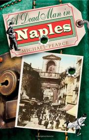 A DEAD MAN IN NAPLES by Michael Pierce