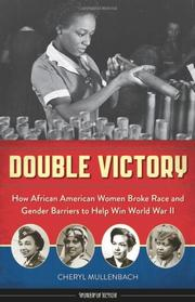 DOUBLE VICTORY by Cheryl Mullenbach