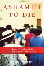 ASHAMED TO DIE by Andrew J. Skerritt