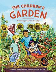 THE CHILDREN'S GARDEN by Carole Lexa Schaefer