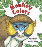 Book Cover for MONKEY COLORS