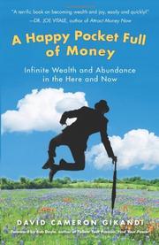 A HAPPY POCKET FULL OF MONEY by David Cameron Gikandi