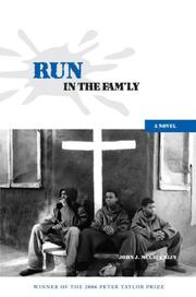 RUN IN THE FAM'LY by John J. McLaughlin