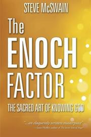 THE ENOCH FACTOR by Steve McSwain