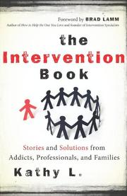 THE INTERVENTION BOOK by Kathy L.