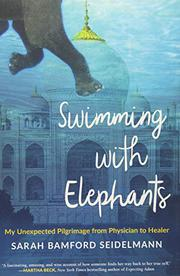 SWIMMING WITH ELEPHANTS by Sarah Bamford  Seidelmann