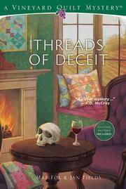 THREADS OF DECEIT by Mae Fox