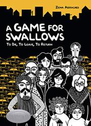 Cover art for A GAME FOR SWALLOWS