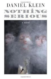 Book Cover for NOTHING SERIOUS