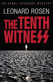 THE TENTH WITNESS by Leonard Rosen