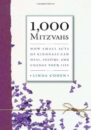 1,000 MITZVAHS by Linda Cohen