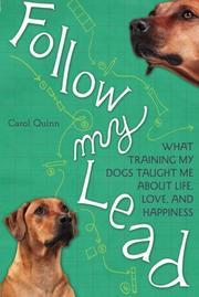 FOLLOW MY LEAD by Carol Quinn