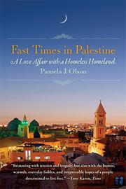 Book Cover for FAST TIMES IN PALESTINE