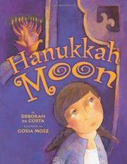 HANUKKAH MOON by Deborah da Costa