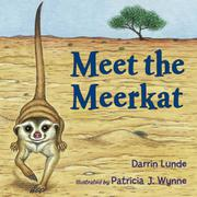 Book Cover for MEET THE MEERKAT