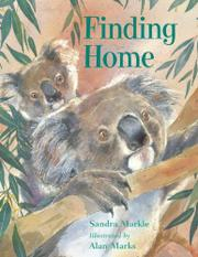 FINDING HOME by Sandra Markle