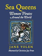SEA QUEENS by Jane Yolen