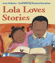 LOLA LOVES STORIES by Anna McQuinn