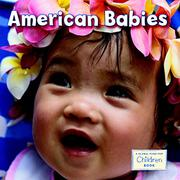 Cover art for AMERICAN BABIES